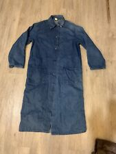 Vintage Madewell (mass) Denim Shop Coat
