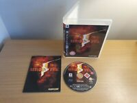 PLAYSTATION 3 - PS3 - RESIDENT EVIL 5 - COMPLETE WITH MANUAL - FREE P&P