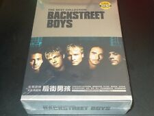 Backstreet Boys The Best Collection [3CD+5DVD] Box Set