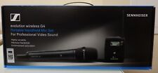 Sennheiser Ew 100 Portable Wireless Microphone System, 135P G4-A1