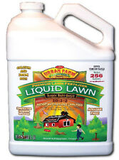 Liquid Lawn from Urban Farm Fertilizers, 1 gallon liquid lawn fertilizer, 10-1-2