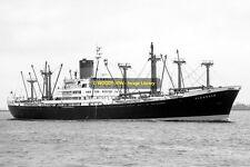 mc1812 - Glen Line Cargo Ship - Glenogle , built 1962 - photo 6x4