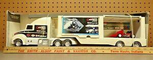 Nylint Toys Motorsports Racin Jason Tractor Trailer Model 9426-Z Sound Machine