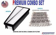 Air Filter & CHARCOAL Cabin Filter for 2006 - 09 4RUNNER 4.0L V6 FJ CRUISER