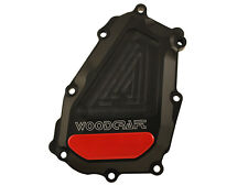 YAMAHA 1998-2003 R1 WOODCRAFT RHS IGNITION TRIGGER ENGINE COVER WITH SKID PAD