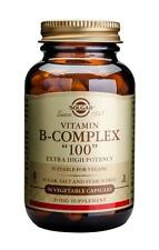 "Solgar, Vitamin B-Complex ""100"" Vegetable Capsules, 50"
