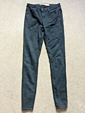 NUOVA linea donna blu Spencer Marks /& Vita Alta Jeans Attillati Taglia 14 12 10 6