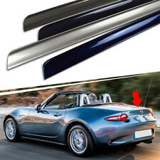 2018 Painted Rear Trunk Spoiler Wing For Mazda MX-5 Miata 4th Convertible PUF