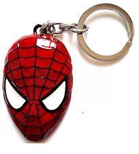 "New Spider Man Metal Key Chain - Key Chains (big red)  2"" High-quality"