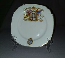 King Edward V111 commemorative plate