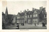 Rare Vintage Postcard - Pentagon, Ballymena - Antrim, N.Ireland (Sep 1905).