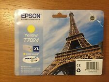 Epson T7024XL Yellow Inkjet Cartridge / C13T70244010
