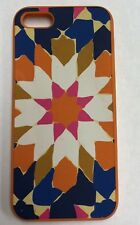 New Fossil iPhone 5s 5 S Case Silicone Skin Starburst Pattern retail $25