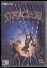 MYTH III the wolf age 3 ITALIANO pc cd rom grd SIGILLATO nuovo