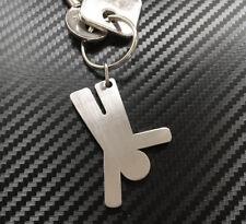 HANDSTAND Calisthenics Gymnastics Crossfit Fitness Training Keyring Keychain