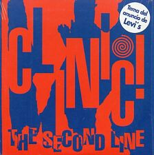 "CLINIC ""THE SECOND LINE"" ULTRA RARE SPANISH PROMO CD SINGLE / LEVI'S COMMERCIAL"