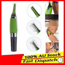 Micro Touch Max Personal Ear Nose Neck Eyebrow Hair Trimmer Remover Microtouch