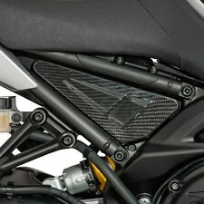 Yamaha Carbon Fiber Subframe Covers-Fits 2014 - 2017 FZ-09 & 2016 - 2017 XSR900