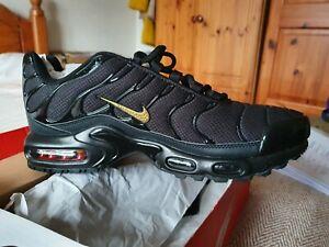 Humildad Médula ósea protesta  Nike Black TN Trainers for Men for sale | eBay