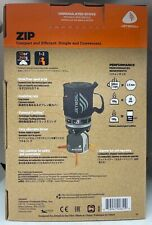 Carbon Black Jetboil Zip Compact Personal Cooking System PCS Camping Stove .8L