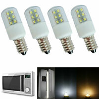 1/10/20x T22 LED Oven Light Bulb E12 E14 Refrigerator Freezer Lamp 110V 220V GL