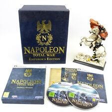 Napoleon Total War: Emperor's Edition for PC by Sega, 2010, Statuette