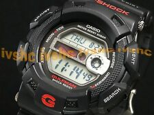 CASIO Gulfman G-Shock G9100-1V G-9100-1V Black Free Ship #