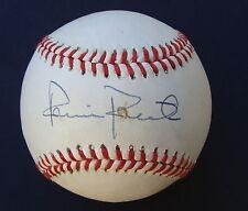 ROBIN ROBERTS  Signed Auto Baseball HOF MLB
