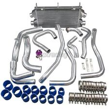 Twin Turbo Intercooler Kit + BOV For 3000GT Stealth TD04 Dual Core New Design!