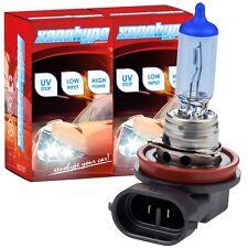 2x H8 Xenon Look XENOHYPE Ultra Halogenlampe 12V 35 Watt PGJ19-1