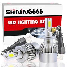 LED Headlight Conversion KIT 1300W 195000LM 6K White H7 for Benz B200 C230 C240