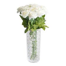 Artificial San Valentín Seda Rosa Flores Cabeza Del Vástago Floral Falso