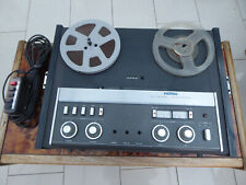 More details for revox a77 reel to reel, black case, in working condition with remote control