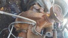 ford ba bf falcon rear diff cf shaft drive shaft shockers bearing hub