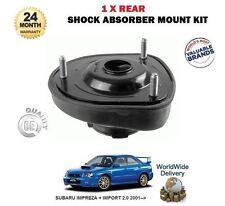 Per Subaru Impreza 2.0 WRX STI 2001 - > 1 x posteriore Shocker Top Sospensione Supporto