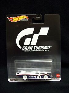 Hot Wheels Gran Turismo Porsche 962.