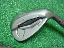 Nice Ping Gorge Tour 56 degree SS Sand Wedge SW Black Dot Tour Issue X-100