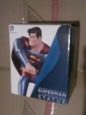 DC Collectibles Superman The Man of Steel Animated Series Statue 7.5""