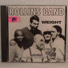 ROLLINS BAND Weight (CD 1993 Imago) Promo IM ADV 21034-2