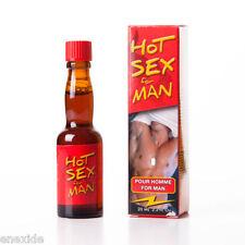 Hot Sex for Man Aphrodisiac Tonic Drops For Male Increase Sexual Desire 20ml