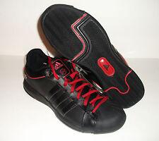 New Adidas Superstar 2G08 NBA CHAMPS Miami Heat, Men's Sz 14, Black, Sty 377774