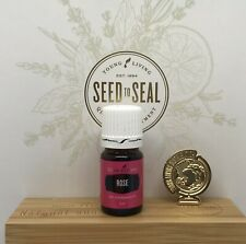 Young Living Essential Oil Rose 5ml New