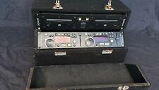 Denon DN-D4000 Dual CD Player Pro Studio or DJ Unit - Inside Hard Travel Case