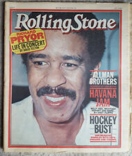 richard Prior Allman Brothers Rolling Stone Music Magazine Issue #290 may 1979