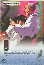 RETURNING HOME ULTRA RARE  #262  INUYASHA TETSUSAIGA  NEAR MINT UNPLAYED!