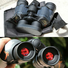 Day Night Vision Binoculars 60x60 3000M High Definition Outdoor Telescope HD