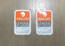 Official Eircom League Of Ireland Patches