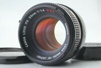 【Exc+++++】Canon FD 50mm f/1.4 S.S.C. SSC SLR MF Standard Lens from JAPAN