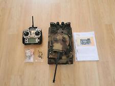 RC Panzer Taigen Tiger 1 Metall-Edition 360° IBU2 Ultimate IR