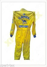 Go Kart Race Suit CIK/FIA Level 2 New camel